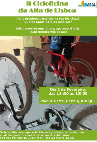II Cicloficina da Alta de Lisboa