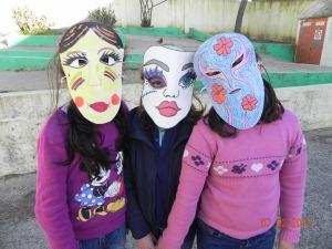 Outras das máscaras selecionadas (3º ano)
