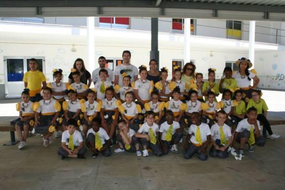 Marcha AEC Escola Dr. Nuno Cordeiro Ferreira