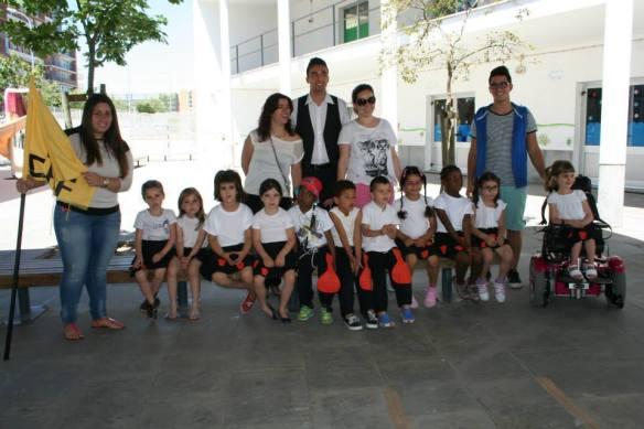 Marcha CAF da Escola Padre Rocha e Melo