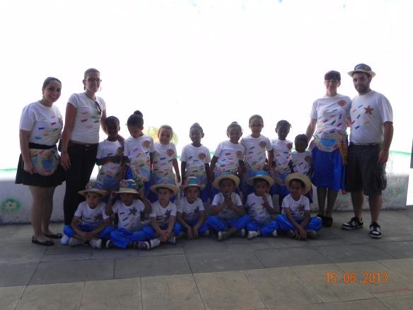 Marcha CAF Escola Dr. Nuno Cordeiro Ferreira