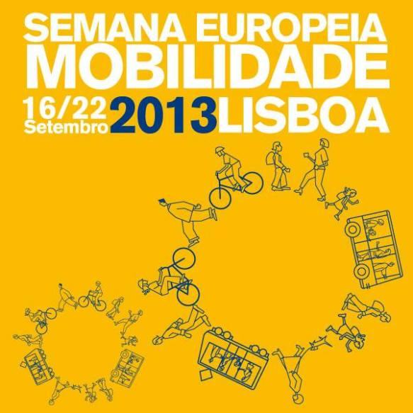 cartaz semana da mobilidade